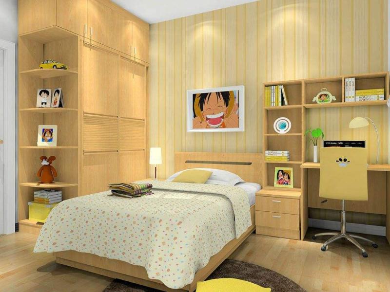 卧室装修效果图